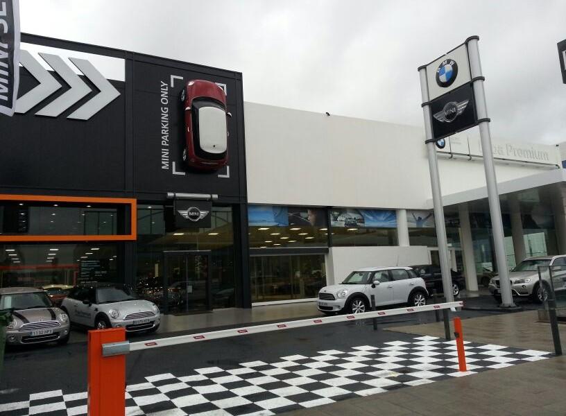 BMW Polígono son castello