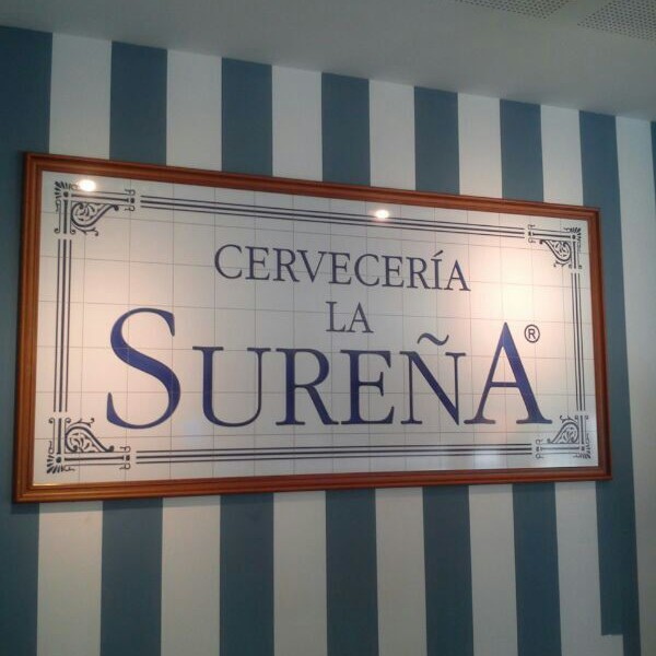 La sureña Plaza España